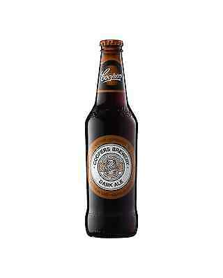 Coopers Dark Ale 375mL case of 24 Australian Beer - Premium