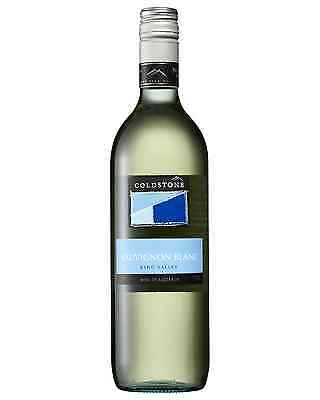 Coldstone Sauvignon Blanc bottle Dry White Wine 2013* 750mL King Valley