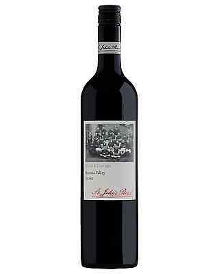 St John's Road Blood & Courage Shiraz case of 6 Dry Red Wine 750mL