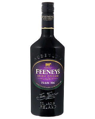 Feeney's Luxurious Irish Cream Liqueur 700mL bottle Cream Liqueurs