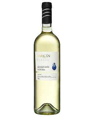 Barkan Classic Sauvignon Blanc case of 12 Dry White Wine 750mL