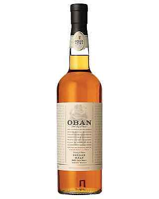 Oban 14 Year Old Scotch Whisky 700mL bottle Single Malt Highland