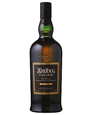 Ardbeg Uigeadail Scotch Whisky 700mL case of 6 Single Malt Islay
