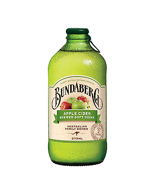 Bundaberg Apple Cider 375mL case of 24