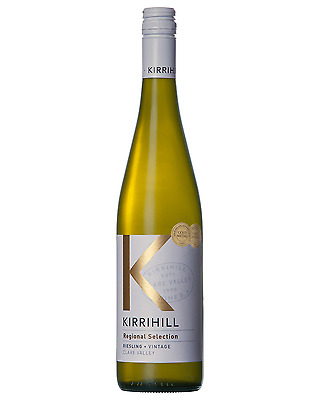 Kirrihill Regional Riesling bottle Dry White Wine 750mL Clare Valley