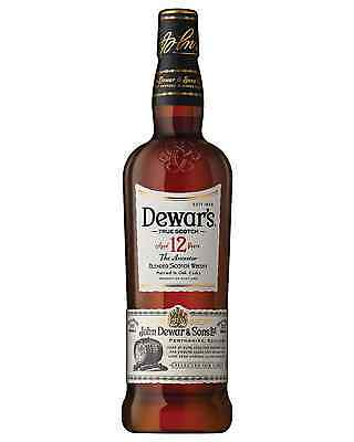 Dewar's The Ancestor 12 Year Old Scotch Whisky 700mL case of 6 Blended Whisky