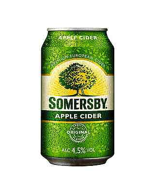Somersby Apple Cider Cans 10 Pack 375mL case of 30