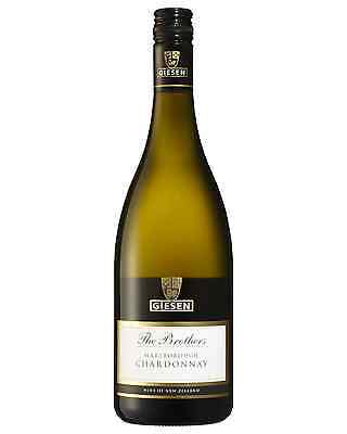 Giesen The Brothers Chardonnay bottle Dry White Wine 750mL Marlborough