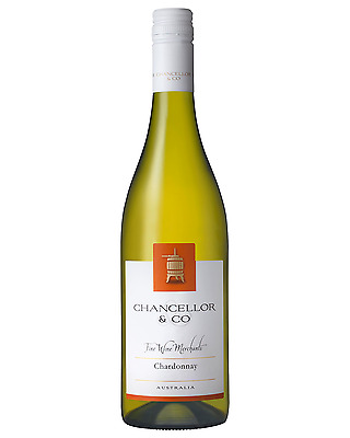 Chancellor & Co Chardonnay case of 6 Dry White Wine 750mL