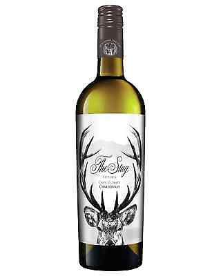 The Stag Chardonnay case of 6 Dry White Wine 750mL