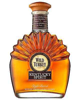 Wild Turkey Kentucky Spirit Bourbon 750mL case of 6 American Whiskey
