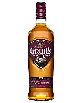 Grant's Scotch Whisky 700mL case of 12 Blended Whisky
