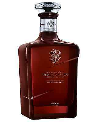John Walker & Sons Private Collection 2015 Edition Scotch Whisky 700mL bottle