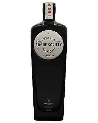 Rogue Society Premium Dry Gin 700mL bottle