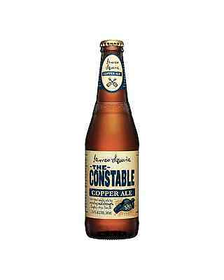 James Squire The Constable Copper Ale 345mL case of 24 Craft Beer