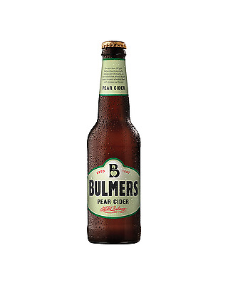 Bulmers Pear Cider 330mL case of 24 Pear/Perry Cider