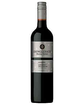 Shingleback Davey Estate Cabernet Sauvignon case of 6 Dry Red Wine 750mL