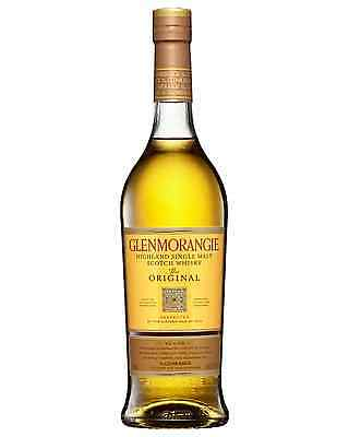 Glenmorangie The Original Scotch Whisky 700mL case of 6 Single Malt Highland