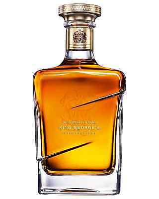 Johnnie Walker King George V Scotch Whisky 750mL case of 3 Blended Whisky