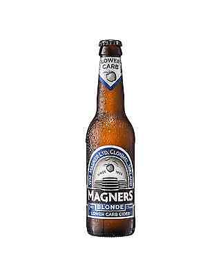 Magners Blonde Apple Cider 330mL case of 24