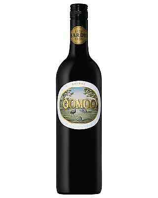 Hardys Oomoo Shiraz case of 6 Dry Red Wine 750mL McLaren Vale
