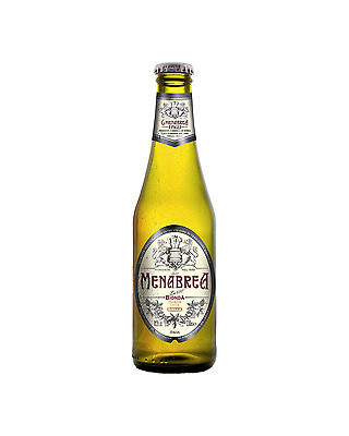 Menabrea Birra Bottle 330mL case of 24 International Beer Lager