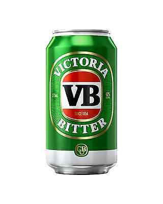 Victoria Bitter Cans 30 Block 375mL case of 30 Australian Beer Lager