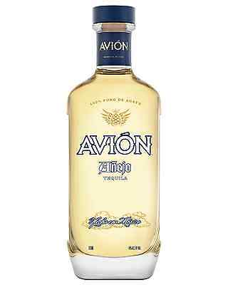 Avi�n Anejo Tequila 700mL Avión bottle Añejo