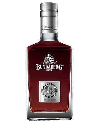Bundaberg Master Distillers Black Barrel Rum 2015 700mL case of 6 Dark Rum