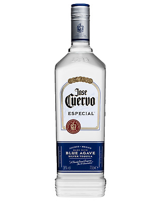 Jose Cuervo Especial Silver Tequila 700mL bottle Blanco