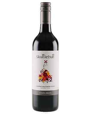 Skuttlebutt Shiraz Cabernet case of 12 Dry Red Wine 750mL Margaret River