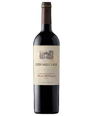 Don Melchor Cabernet Sauvignon 2010 bottle Dry Red Wine 750mL Maipo Valley