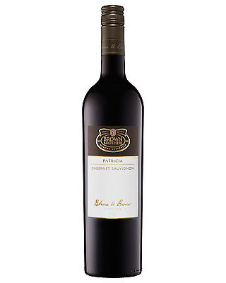 Brown Brothers Patricia Cabernet Sauvignon case of 6 Dry Red Wine 750mL