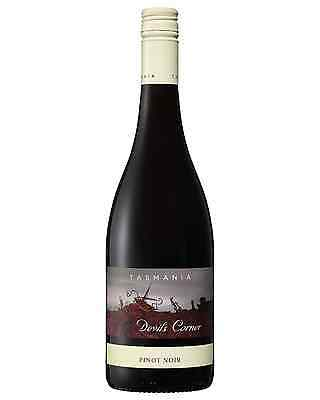 Devil's Corner Pinot Noir case of 6 Dry Red Wine 750mL Northern Tasmania