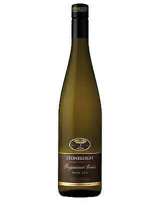 Stoneleigh Rapaura Pinot Gris case of 6 Dry White Wine 750mL Marlborough
