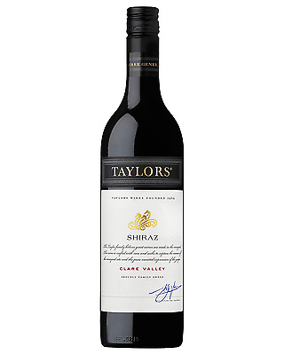 Taylors Estate Shiraz case of 6 Dry Red Wine 750mL Clare Valley