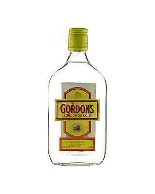Gordon's London Dry Gin 375mL bottle