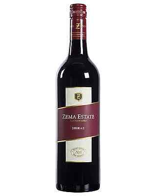 Zema Estate Shiraz bottle Dry Red Wine 750mL Coonawarra