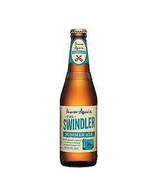 James Squire The Swindler Summer Ale Bottles 345mL case of 24 Craft Beer
