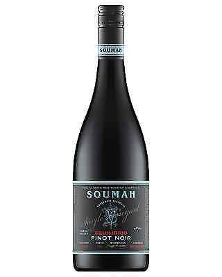 Soumah Equilibrio Pinot Noir case of 6 Dry Red Wine 750mL Yarra Valley