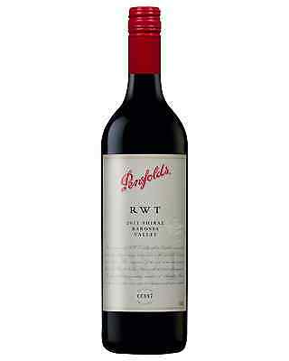 Penfolds RWT Barossa Valley Shiraz 2011 bottle Dry Red Wine 750mL