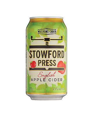 Westons case of 24 Apple Cider 375mL