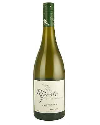 Riposte The Stilleto Gris case of 12 Pinot Gris Dry White Wine 750mL