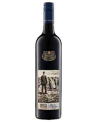 Brown Brothers Ten Acres Shiraz Cabernet case of 6 Dry Red Wine 750mL Heathcote
