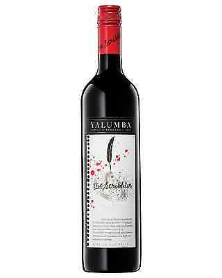 Yalumba The Scribbler Cabernet Sauvignon Shiraz case of 6 Dry Red Wine 750mL