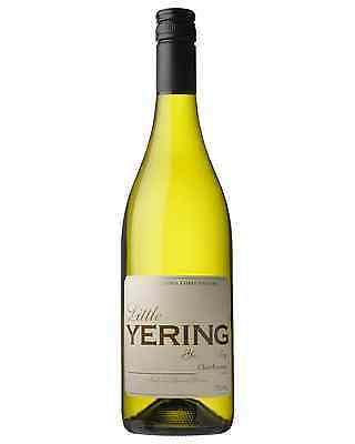 Yering Station Little Yering Chardonnay case of 6 Dry White Wine 750mL