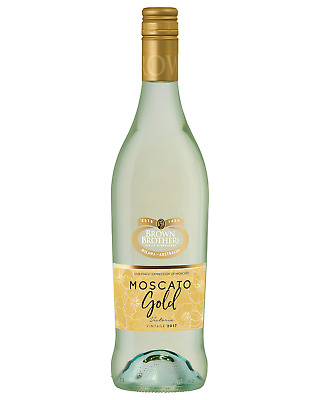 Brown Brothers White Gold Moscato case of 6 Sweet White Wine 750mL