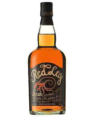 Red Leg Spiced Rum 700mL bottle