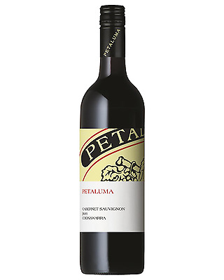 Petaluma White Label Cabernet Sauvignon case of 6 Dry Red Wine 750mL Coonawarra