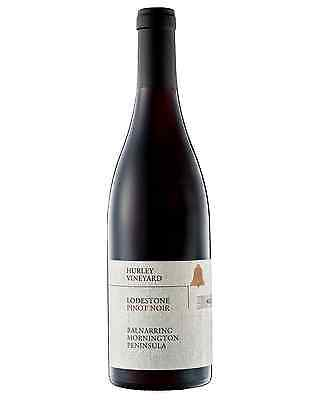 Hurley Vineyard Lodestone Pinot Noir bottle Dry Red Wine 750mL